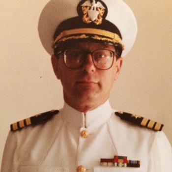 Cdr. Leo F. Stoltz